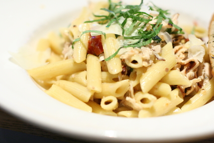 Roasted Chicken Penne Asiago