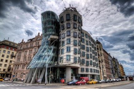 Dancing House - Prague