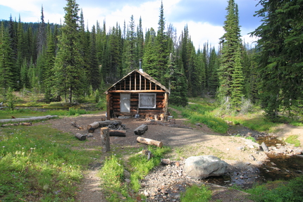 Wolverine Lakes Cabin