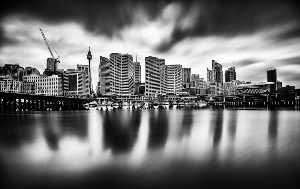 Stormy Darling Harbour