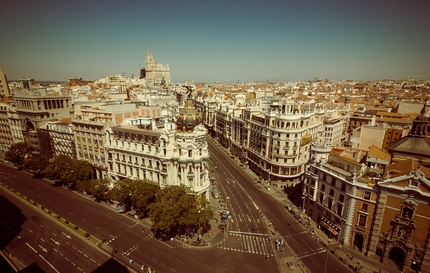 MADRID,GRAN VIA