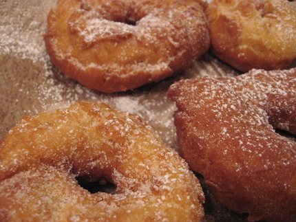 new years eve donuts