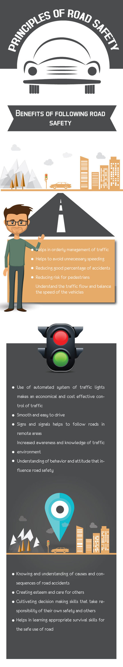 Principles of Road Safety - Trackschoolbus