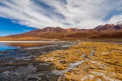 Bolivia - Landscapes along the Salar