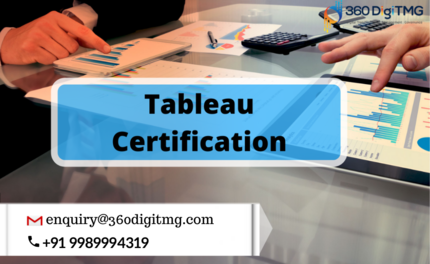 tableau course in hyderabad